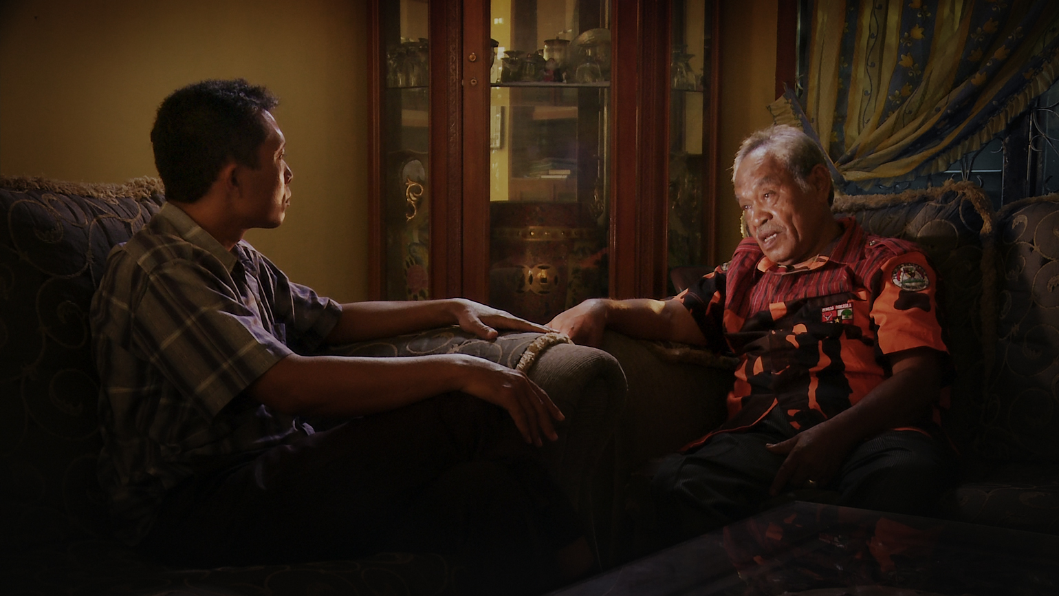 Risultati immagini per the look of silence movie